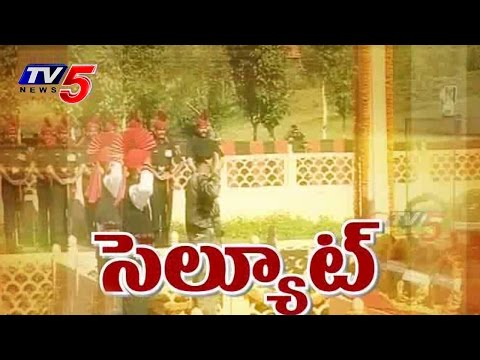 Kargil Vijay Diwas | India remembers martyrs : TV5 News