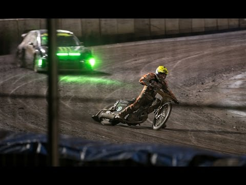 meets - Ever wondered what would happen if a speedway world champion and a multiple X-Games medallist rallycrosser were let loose on the same dirt track? Monster Ene...