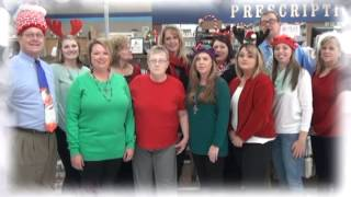 Pat's Pharmacy Holiday Greeting 2013