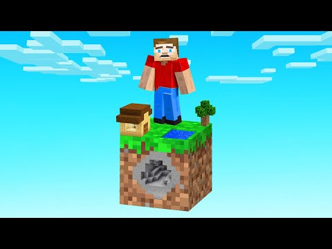 Minecraft BUT Your WORLD Is SHRINKING!