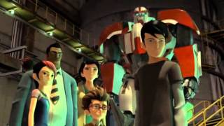 Transformers Prime - One Shall Stand (2012) FULL MOVIE