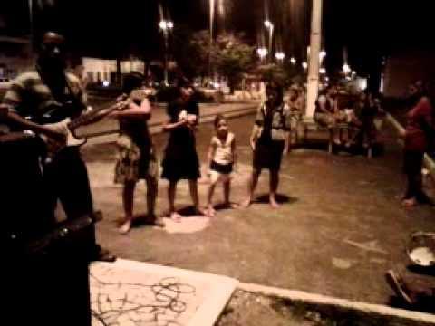culto na praça do pirulito em crateus