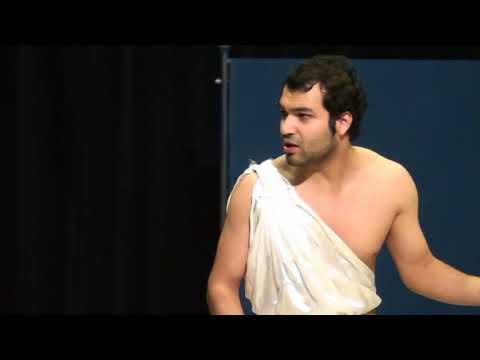 Oedipus Monologue