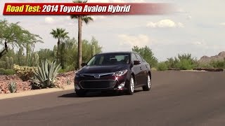 2014 Toyota Avalon Hybrid brings full-sized sedan room, style and driving comfort with up to 40 mpg. The only hybrid in its class, we drive to see if it meet...