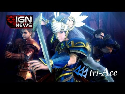 Japanese Developer tri-Ace Purchased, Will Focus on Mobile Games – IGN News