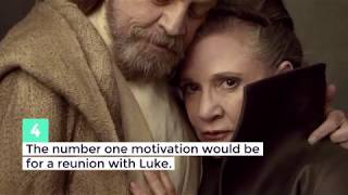 Disney unveiled a brand new sizzle reel for Star Wars: The Last Jedi at their D23 Expo in Anaheim.Take a deeper look at the sizzle reel with these 18 amazing insights & see The Last Jedi at AMC Theatres December 15!