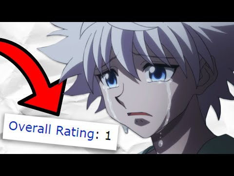 HUNTER X HUNTER IS TRASH... and here's why.