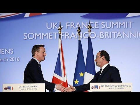 Διμερής σύνοδος κορυφής Γαλλίας-Βρετανίας