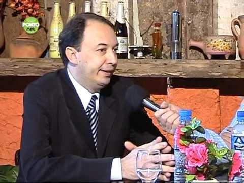 Entrevista com Reges Bronzatti, diretor da Central de Softwares e presidente eleito da Associação das Empresas Brasileiras de Tecnologia da Informação do Rio Grande do Sul (Assespro-RS) - Bloco 1