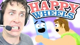 Happy Wheels - HUMPING GLASS