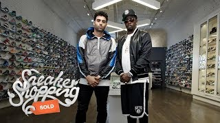"Video Sean ""Diddy"" Combs Goes Sneaker Shopping With Complex MP3, 3GP, MP4, WEBM, AVI, FLV Januari 2018"