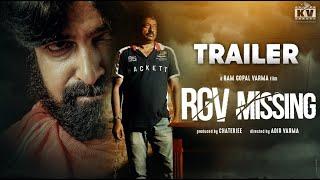 RGV Missing Official Trailer | RGV Missing Movie | Ram Gopal Varma | #RGVMissing