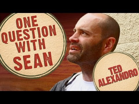 Ted Alexandro: God Bless America Heckle - One Question with Sean