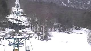 Mad River Glen Single Chair Webcam- Wednesday March 13, 2013