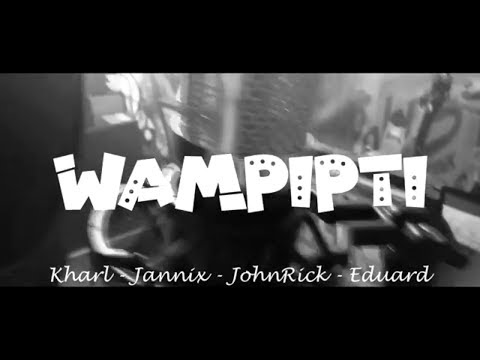 Wampipti 150 ( psst kuya wampipti ) Bisaya rap song by Karl - Jannix - JohnRick - Eduard * Davao