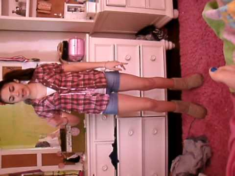 kaisha attempts the hoedown throwdown!!!(: