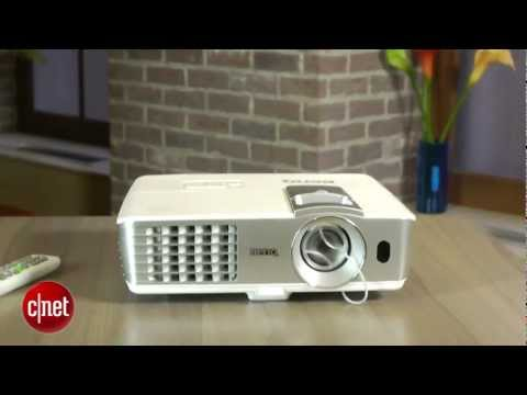 Benq - http://cnet.co/10sauuR Ty Pendlebury reviews the BenQ W1070 projector which is capable of a very good picture for very little outlay.