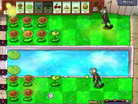 Plants Vs Zombies 2 Epic Hack : Team Plants Starting Boost - Ultimate Power Up Part 13