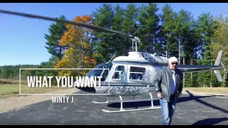 What You Want - Minty J(Official Music Video)
