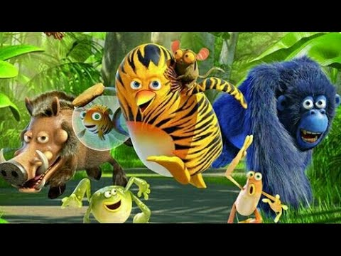 The jungle bunch in hindi S2 episode 2 Show must go on
