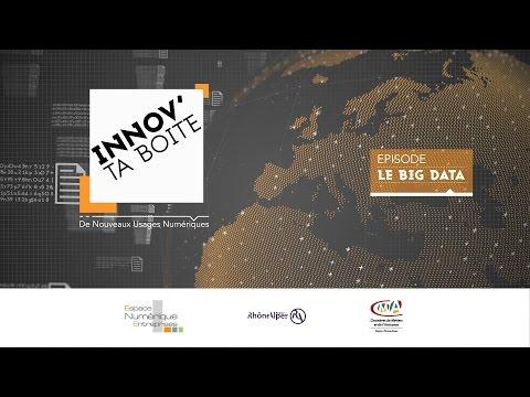 Innov' ta Boite - Le Big Data - Espace Numérique Entreprises
