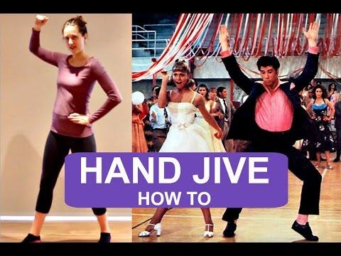 Born to hand-jive