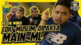 Video Coki Muslim Dipaksa Main ML!!! | Versus The World #1 MP3, 3GP, MP4, WEBM, AVI, FLV Februari 2019