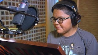 The language of the Navajo tribe helped win World War II. Now, some 70 years later, a movie studio is part of an effort to keep the Navajo language alive ...