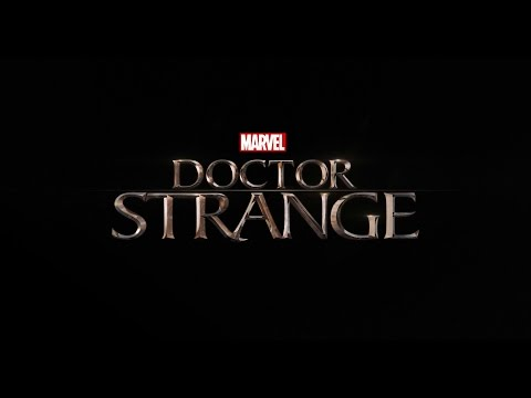 Marvel's Doctor Strange English movie