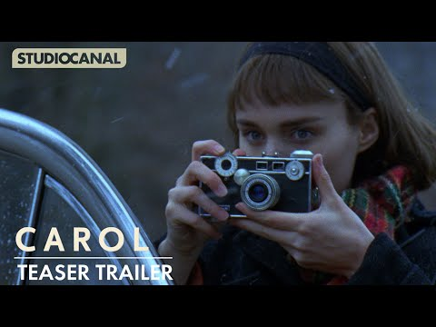 Watch Official Trailer for Carol Starring Cate Blanchett  Rooney