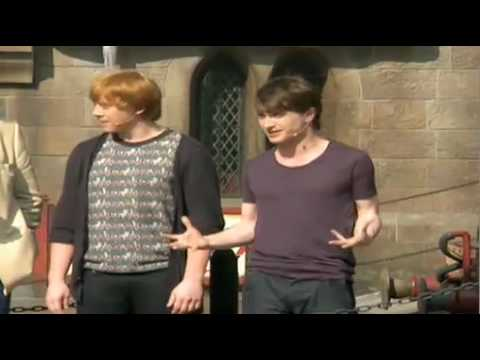 Wizarding World of Harry Potter Opening Anniversary
