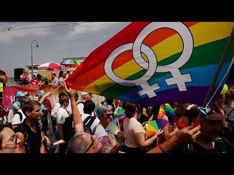 500.000 bei größter EuroPride Demo in Wien