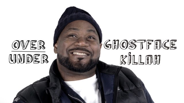 Pitchfork's Over/Under With Ghostface Killah (Video)