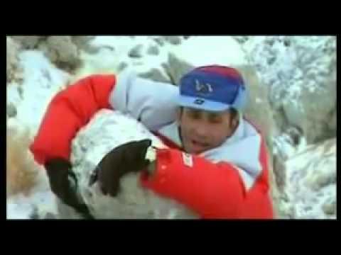 impressionante: alpinista viene abbandonato in montagna