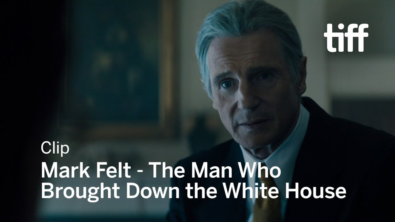 (Trailer) Liam Neeson is Watergate's Deep Throat in Peter Landesman's 'Mark Felt: The Man Who Brought Down the White House' with All-Star Cast