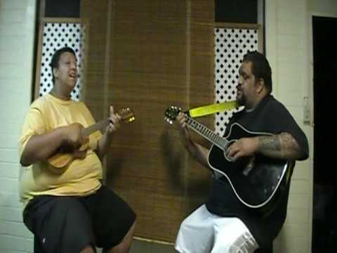 Hawaiian Music - kevin perry and kiki keala small kine kanikapila.