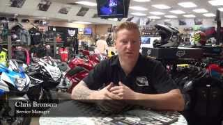 10. 2014 Yamaha FZ-07  Test Ride and Review