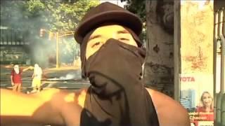 ادامه اعتراضات ضد دولتی در ونزوئلا