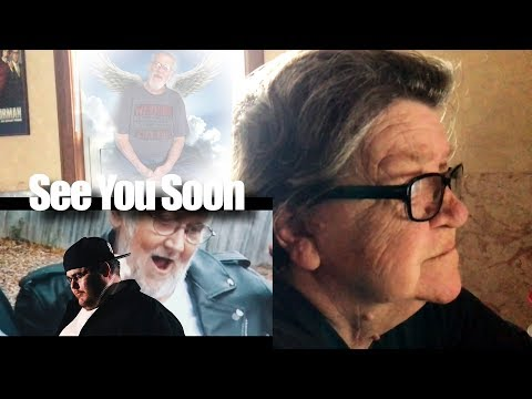 GRANDMA REACTS TO Lyricold - See You Soon Feat. PFV (Official Music Video) (видео)