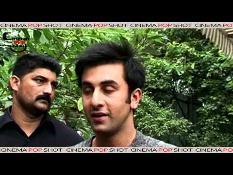 Ranbir Kapoor On The Sets Of Zee TV's Hitler Didi!