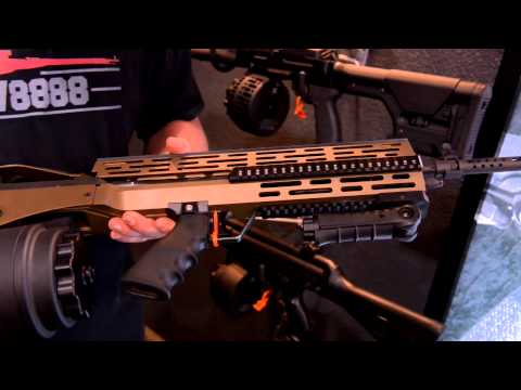 SHOT Show 2014: X Products and Fostech Origin 12