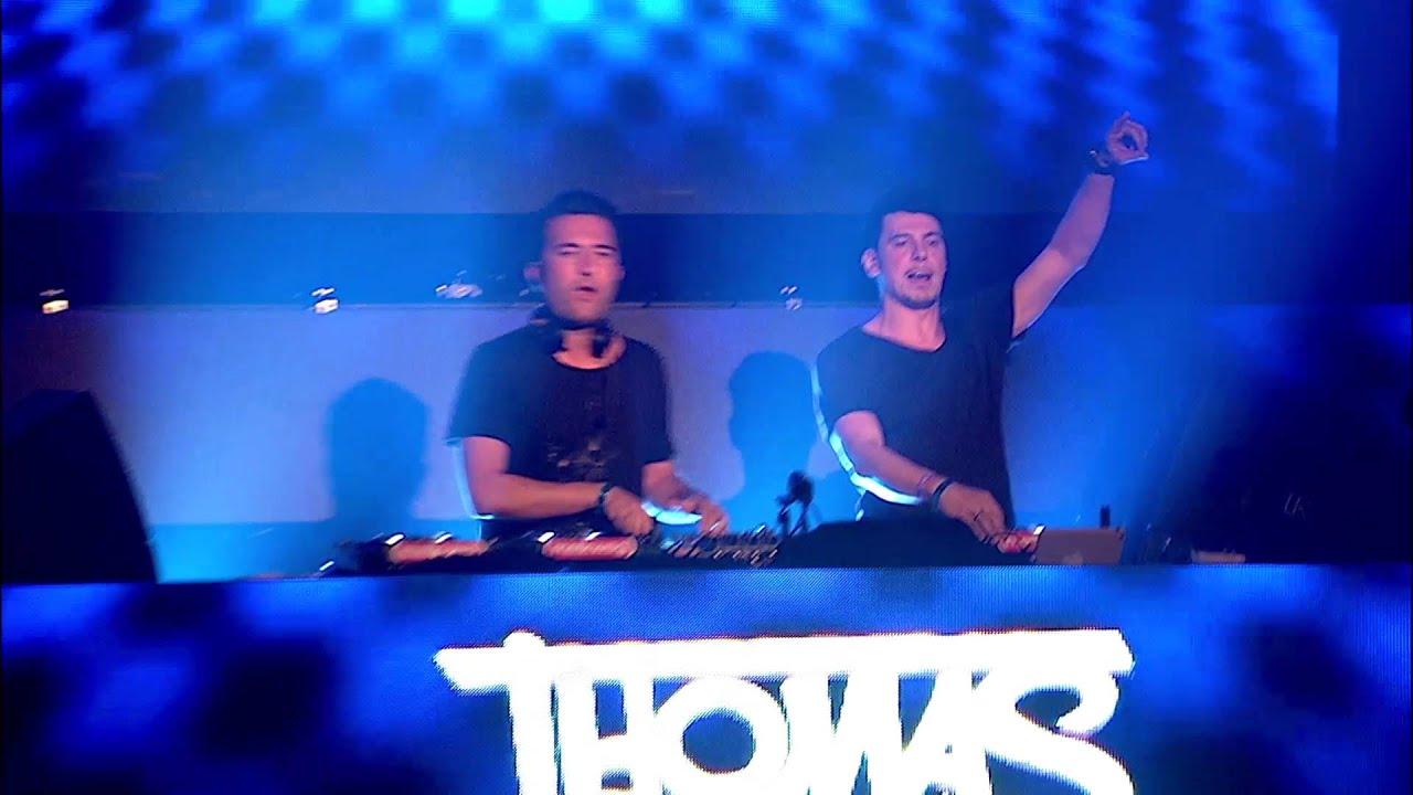 Thomas Gold b2b Deniz Koyu - Live @ Protocol x ADE 2015