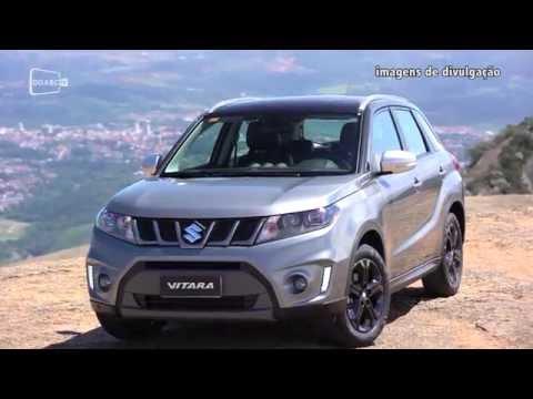 Suzuki Vitara chega no Auto Diário; veja vídeo