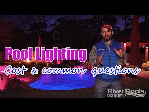 Pool Lighting - Cost and Other Common Questions