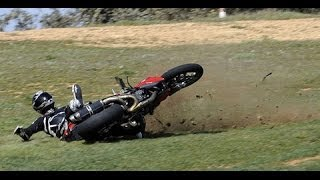 9. 2010 Ducati Streetfighter Motorcycle Crash - MotoUSA