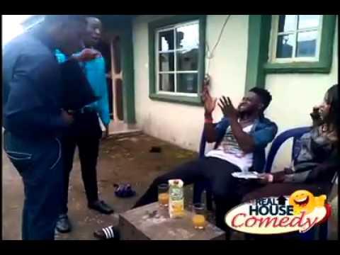 Evangelism By Force (Nigerian Comedy)