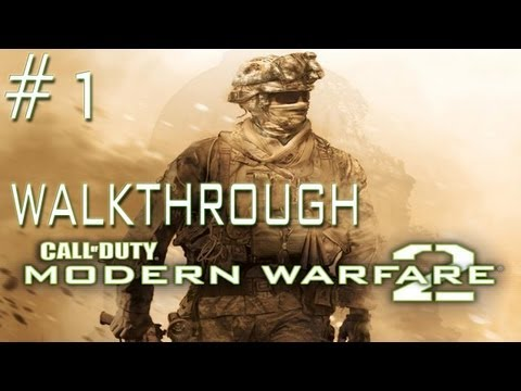 Call Of Duty: Modern Warfare 2 - This is the walkthrough for Call of Duty: Modern Warfare 2 Mission 1- SSDD Hope you enjoy. Please rate and subscribe. ----------------------------OPEN-------...
