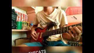 Papinka-Masi Mencintainya Cover Intro chords Solo by eyecats