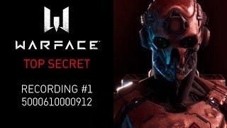 Авторы Warface опубликовали «секретную» видеозапись
