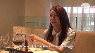 Vivian Sung 宋芸樺 on her new film Cafe. Waiting. Love. 等一個人咖啡